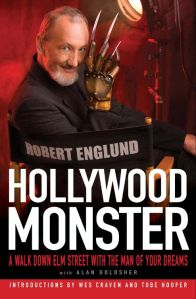 Englund Hollywood Monster Book Jacket
